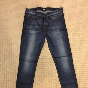 Hudson Jeans Nico mid rise Skinny, 29
